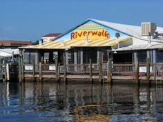 Riverwalk at Tin City offers waterfront dining and a moderately priced menu including seafood, salads, sandwiches and cocktails. A Naples, FL favorite restaurant since 1979.
