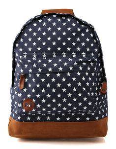 Mi-Pac-All Stars Backpack Navy