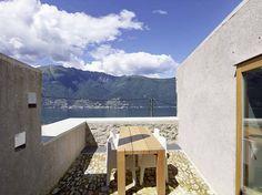 Scaiano Stone House Transformation Switzerland Wespi de Meuron Romeo architects