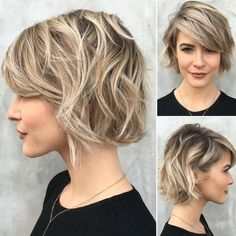 Image result for grey hair chin length haircuts