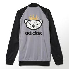 competitive price 3e3e3 6e695 25 Bear Superstar Track Jacket