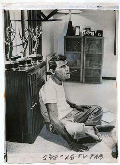 Rod Serling. // The Twilight Zone.