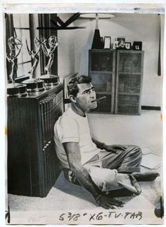 Rod Serling, master story teller. Twilight Zone, the original TV Show Frenzy. I used to watch this & may be the last of a generation (not live but still watched as a kid)