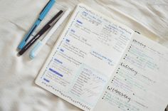 how to create a bullet journal » twirling pages