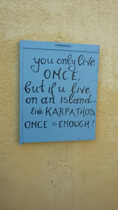 not untrue !in Pigadia, Karpathos Parthenon, Acropolis, Mykonos, Santorini, Karpathos Greece, Reading Words, Crete Island, In Ancient Times, Greek Life