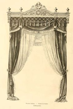 New Classic Furniture Catalogue 27 Ideas Victorian Interiors, Victorian Decor, Victorian Homes, Window Cornices, Window Coverings, Window Treatments, New Classic Furniture, Unique Furniture, Furniture Design
