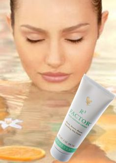 Help your skin RETAIN its natural moisture, RESTORE its resilience and RENEW its appearance with R3 Factor Skin Defense Creme – a rich combination of stabilized Aloe Vera gel, soluble collagen & alpha-hydroxy acids, fortified with vitamins A and E, each vital to healthy skin. To order: http://myflpbiz.com/mairemtd