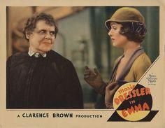Myrna Loy and Marie Dressler in Emma (1932)