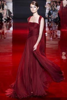 Sfilata Elie Saab Paris - Haute Couture Autumn/Winter 2013-14 - Vogue