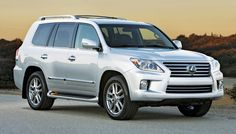 #Lexus offers the LX570 model, perfect for the upper-class soccer mom. #Protect her further with our (#TAG) security options.