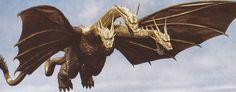 /Godzilla kontra Ghidorah