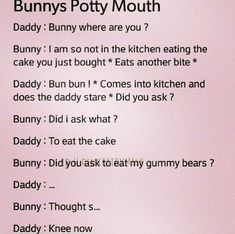 Me and my smart mouth Daddys Girl Quotes, Daddy's Little Girl Quotes, Little Things Quotes, Daddys Little Princess, Daddy Dom Little Girl, Text Daddy, Submarine Quotes, Ddlg Quotes, Daddy Rules