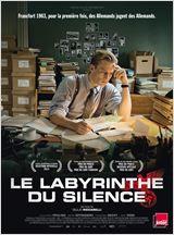Le Labyrinthe du silence - Film passionnant de bout en bout, parfois assez émouvant, et très bien joué. Si on tombe parfois dans quelques clichés, la mise en scène, très classique, est réussie. La scène du Kaddish à Auschwitz est assez bouleversante
