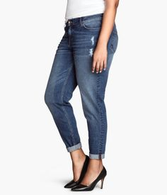 Low rise jeans | H&M US