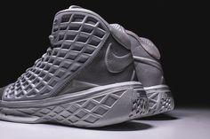 """8b982df5fa2f Nike Air Zoom Kobe 3 FTB """"Matte Silver†Black Mamba Pack (Detailed Pics"""
