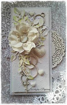 wyróżnienie w konkursie Brokat, Diy And Crafts, Decorative Boxes, Cool Stuff, Cards, Inspiration, Home Decor, Blog, Diy Painting