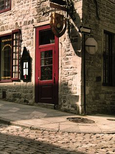 Old Montreal |Pinned from PinTo for iPad|