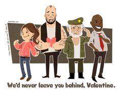 Left 4 Dead Valentine