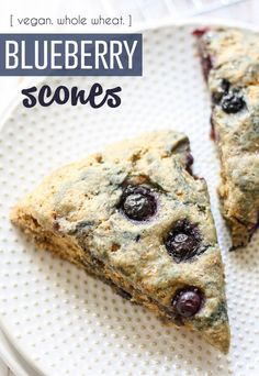 whole wheat blueberry scones my vegan whole wheat blueberry scones ...