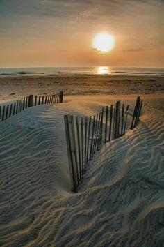 #sunrise #beach
