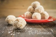 Lemon Balls | Recipe Guide | Dr Fuhrman.com