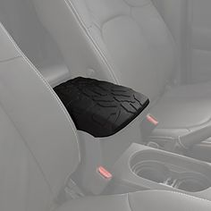 Center Console Cover -Neoprene Waterproof Will Protect New and Restore Worn Out Consoles 2003-2009 Lexus ES350 Luxury Vehicle Auto Armrest Covers for Center Console Lid