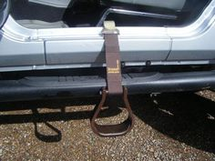 All Things Jeep - Cowboy Stirrup Step (Sold individually)