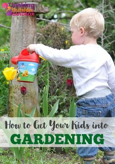 1000 images about spring time on pinterest spring for Gardening tips for kids