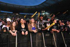 Public - Nuit Africaine au Stade de France Réalisation : Patrick Savey