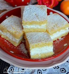 Hungarian Desserts, Hungarian Recipes, Hungarian Food, Bread Dough Recipe, Sweet Cookies, Sweets Cake, Best Food Ever, Baking And Pastry, Different Recipes