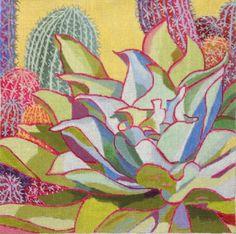 Desert Spring - Purple Palm Designs