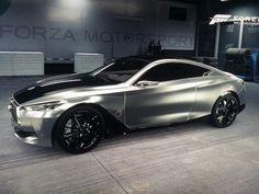 Infiniti Q60 Concept by Lukynix Designs   #infiniti #q60 #concept #q60concept #lukynix #xboxone #forzamotorsport6