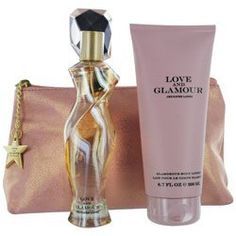 LOVE AND GLAMOUR by Jennifer Lopez SET-EAU DE PARFUM SPRAY 2.5 OZ & BODY LOTION 6.7 OZ & COSMETIC BAG for WOMEN by Jennifer Lopez. $45.95. Design House: Jennifer Lopez. Year Introduced 2010 Recommended Use