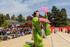 https://flic.kr/p/Gdj6Nr | Heian Shrine: Reisai Festival in Kyoto.