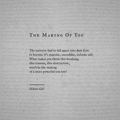 Nikita Gill poem