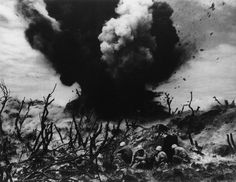 W. Eugene Smith || 1945. The battle of IWO JIMA. Minamata Bay. Fishermen.