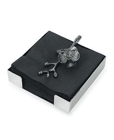 Michael Aram Napkin Holder #entertaining #macys BUY NOW!