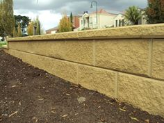 Virtical link wall in Bundoora