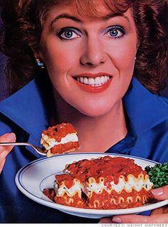 Lynn Redgrave - Weight Watchers