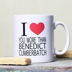 personalised valentine's mug by snapdragon   notonthehighstreet.com
