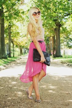 pink breeze- cute Summer style