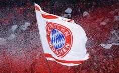 Great atmosphere at Munich. Bayern - Manchester United 3:1. #ChampionsLeague #CL #Football #Fußball #Fussball #Futbol #FCBayernMünchen #BayernMunich #Bayern #ManchesterUnited #ManU