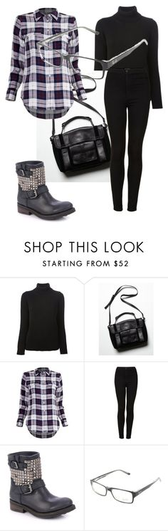 """""""My outfit for clothes show live on Saturday 6th December 2014 in Birmingham"""" by elizabeth-phoenix-roberts ❤ liked on Polyvore featuring Valentino, Free People, Topshop, Ash and Ray-Ban"""