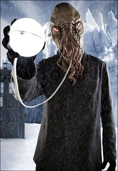 Doctor Who challenge day 05: favorite alien -- The Ood; when they're not evil, they have quite the sweet temperament