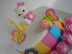 Okay there are a lot of nice Hello Kitty cakes.