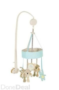 """Mothercare """"Please look after me"""" baby mobile - for sale on DoneDeal. Cots For Sale, Getting Ready For Baby, Sale On, Nursery, Baby Room, Child Room, Babies Rooms, Kidsroom"""