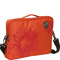 Goldie 14'' Laptop Sleeve Orange