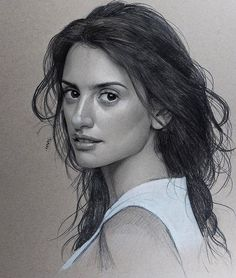 Celebrity Drawings, Celebrity Caricatures, Celebrity Portraits, Pencil Portrait, Female Portrait, Female Art, Woman Portrait, Female Face Drawing, Woman Drawing