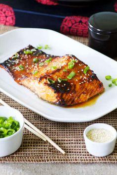 Med smak av Asien, salt, het och söt.