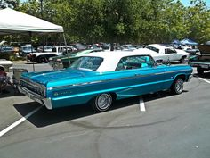 Classic Chevrolet Impala Cars And Lowriders. Chevrolet Impala 1963, 1996 Impala Ss, Classic Chevrolet, 64 Impala Lowrider, Impala Car, Tame Impala, Chevy Muscle Cars, Us Cars, Dodge Charger